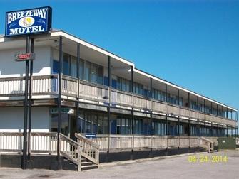 The Breezeway Motel Topsail Island