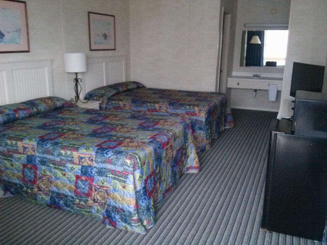The Breezeway Motel Topsail