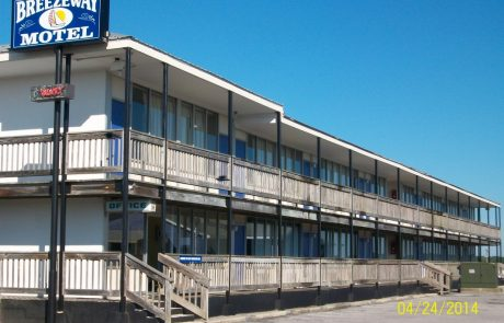 The Breezeway Motel Topsail Island